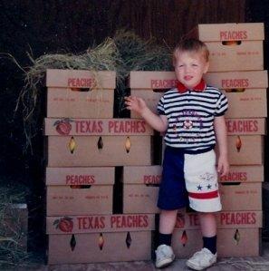 Ben Cooper - age 5