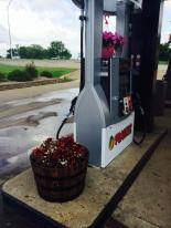 store gas pump